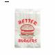 Generic Printed Greaseproof Bags (Better Burgers)