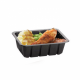 Rectangle Trays - With Food